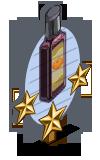 Pumpkin Vinegar 3 Star Mastery Sign-icon