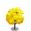 Araguaney Tree-icon