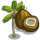 Giant Coconut Tree-icon