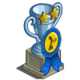 2nd Place Trophy-icon
