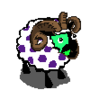 Masked Dotted Ram