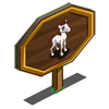 Red Foal Mastery Sign-icon