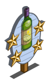 Cucumber Wine 4 Star Mastery Sign-icon