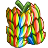 Rainbow Banana-icon