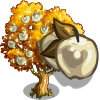 Big White Golden Apple Tree-icon.png