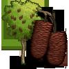 Silver Birch Tree-icon