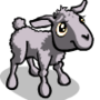 Pinkish Gray Lamb-icon