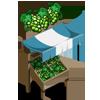 White Grape Stall-icon