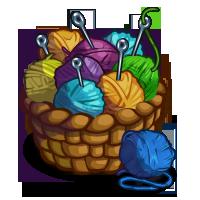 Image - Yarn Basket-icon.png | FarmVille Wiki | Fandom ...