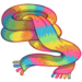 Rainbow Scarf-icon