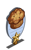 Spicy Muffin 1 Star Mastery Sign-icon