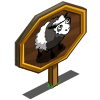 Panda Sheep Mastery Sign-icon