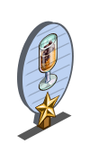 Blackberry Champagne 1 Star Mastery Sign-icon