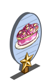 Rose Cake 1 Star Mastery Sign-icon