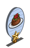 Holiday Pudding 1 Star Mastery Sign-icon
