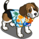 Hawaiian Dog-icon