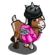 Rider Goat-icon