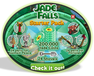 Jade Falls Starter Packs-icon