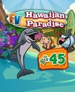 Hawaii Paradise Early Access Ticket