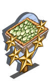 Pattypan Tart 5 Star Mastery Sign-icon