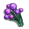 Violet Allium-icon