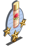 Rose Petal Water 3 Star Mastery Sign-icon