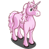 Pink Unicorn-icon