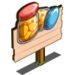 Canning Peaches Mastery Sign-icon