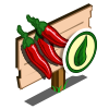 Organic Pepper Mastery Sign-icon