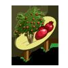 Pomegranate Tree Mastery Sign-icon