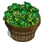 White Grape Bushel-icon