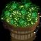 White Grape Bushel-icon