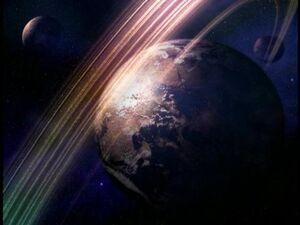 Memorial Planet orbit