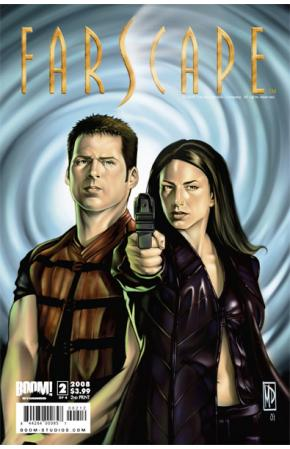 File:Farscape 2 2nd pring.jpg