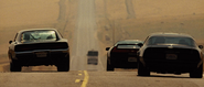 Charger, NSX & Trans Am - Prison Bus Break (Fast Five)