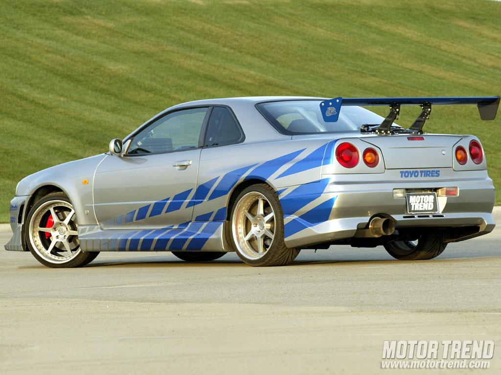 1999 Nissan Skyline R34 GT R   Motor Trend