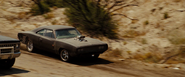 Dom's Charger - Mexican Desert