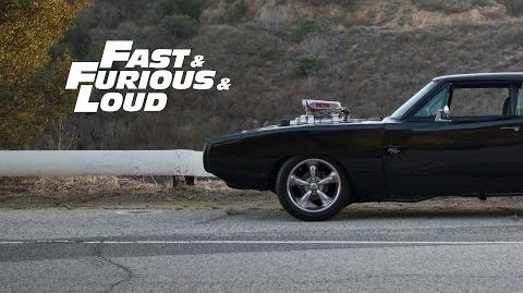1970 Dodge Charger R T - FAST, FURIOUS and LOUD