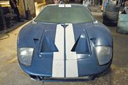 Ford GT40 - Front View