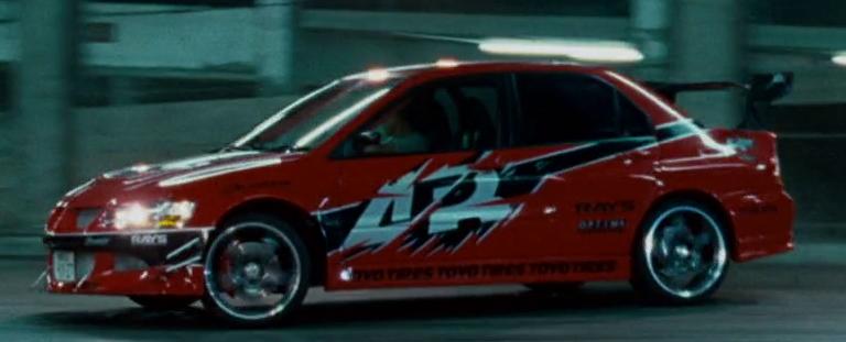 2006 Mitsubishi Lancer Evolution IX | The Fast and the Furious Wiki | FANDOM powered by Wikia