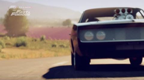 Forza Horizon 2 Presents Fast & Furious Game Trailer (HD)