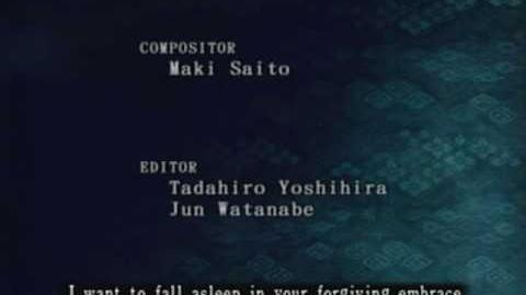 Fatal Frame 3 Credits (part 49)