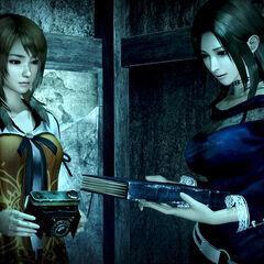Yuri and Hisoka