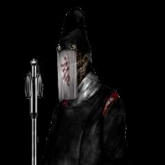 Veiled Priest