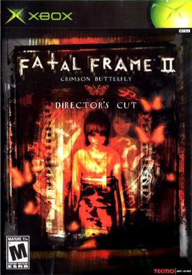 Fatal Frame II xbox