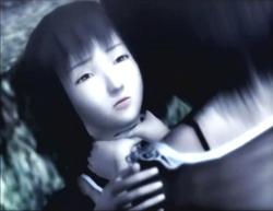 Mio strangling Mayu1