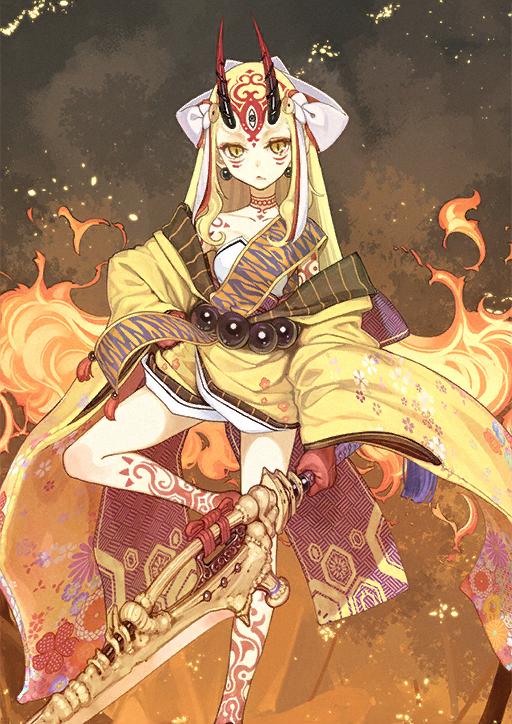 Ibaraki Douji Fate Grand Order Wikia Fandom Powered By