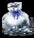 Silver Sack Icon