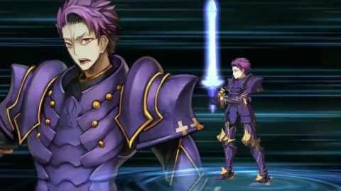 Camelot Summoning Campaign Lancelot (Saber) Noble Phantasm
