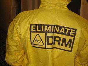 Drm elimination